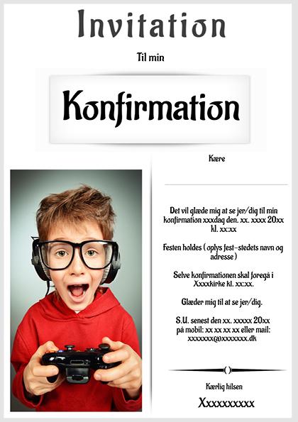 Tekst invitation til julefrokost Tekst i